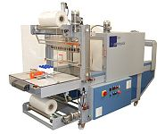 Sleeve Sealer Shrink Wrapping Machine
