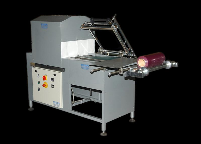 L Sealer Shrink Tunnel Machine Image