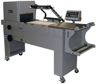 Combination L Sealer Shrinkwrap Machines Image